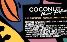 Concert Coconut Music Festival - Pass 2 Jours à Saintes du 6