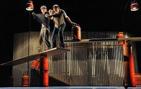 Spectacle Compagnie Inextremiste- Extremites