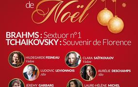 Concert de Noël Tchaikovsky et Brahms