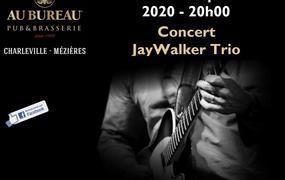 Concert JayWalker Trio !