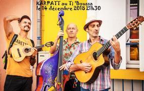 Concert Karpatt