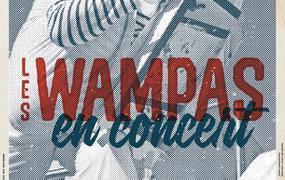 Concert Les Wampas