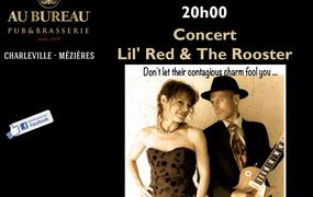 Concert Lil' Red & The Rooster !