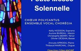 Concert Petite Messe Solennelle