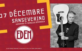 Concert Sanseverino et Jo Wedin & Jean Felzine