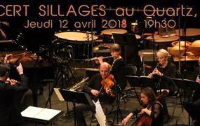 Concert Sillages au Quartz - CARTA