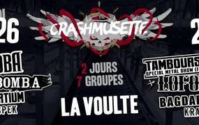 Crashmusette Festival 2018