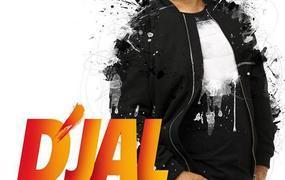 Spectacle D'Jal - report date de mars