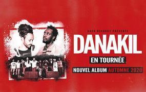 Concert Danakil / Yaniss Odua & Artikal Band