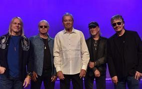 Concert Deep Purple - report