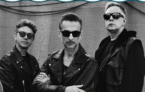 Concert Depeche Mode, Simple Minds et The Stranglers