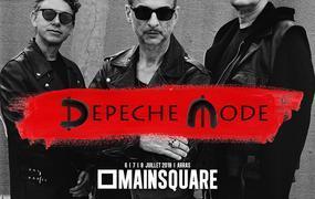 Concert Depeche Mode, Liam Gallagher, Feder