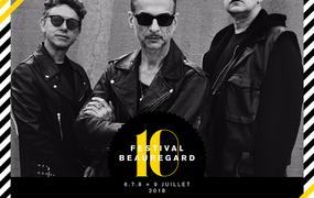 Concert Depeche Mode / Girls In Hawaii