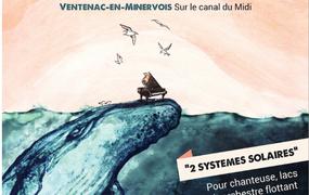 Spectacle Le Canal Du Midi, Scène Aquatique Et Éphémère Pour Deux Concerts Inédits