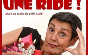 Spectacle Dîner spectacle: Et pas une ride! par Karine Reynouard