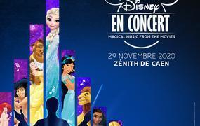 Spectacle Disney En Concert