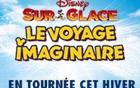 Spectacle Disney Sur Glace