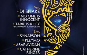 Concert Synapson, Asaf Avidan, Catherine Ringer