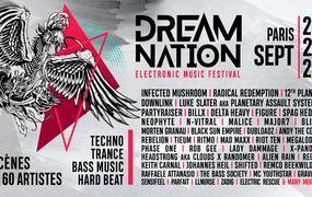 Concert Dream Nation 2019 - Main Event