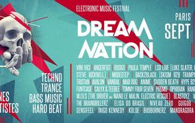 Concert Dream Nation Festival 2018 - Main Event