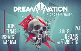 Concert Dream Nation Festival 2018 - Main Event + Closing à Aubervilliers du 22