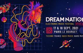 Concert Dream Nation 2021 Pass 2 jours