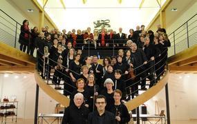 Concert Symphonia  - orchestre symphonique et voix du conservatoire de Cognac