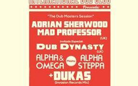 Concert DUB CLUB #7 - JAH TUBBY'S
