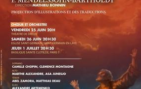 Concert Elias -  F. Mendelssohn-Bartholdy