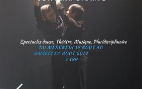 Spectacle 17ème Festival Des Jeunes Créateurs Contemporains