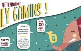 Concert En Attendant Hey Gamins !