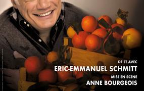Spectacle Eric-Emmanuel Schmitt