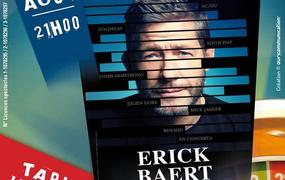 Spectacle Erick Baert  The Voice'S Machine