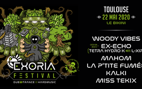Concert Exoria Festival   Dub to Trance - report