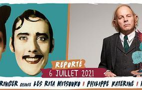 Concert Catherine Ringer / Philippe Katerine