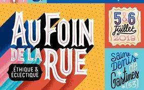 Concert Festival Au Foin De La Rue 2019