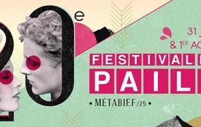Concert Festival De La Paille 2020 - Pass 2 Jours