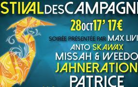 Concert Festival Des Campagnes Samedi