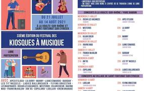 Festival Des Kiosques À Musique