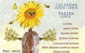 Festival du conte Cont'en Corbières 2020 Cucugnan - Padern