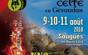 Concert Festival En Gevaudan Pass 2 Jours