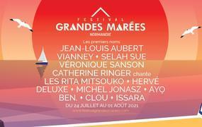 Festival Grandes Marées