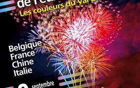 Spectacle Festival Int. De Feux D'Artifice