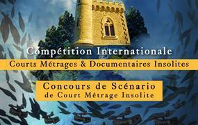 Festival international du film insolite de rennes le château 2021