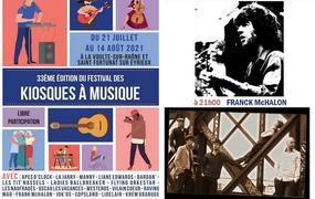 Concert Bardan' Franck McHalon 2021