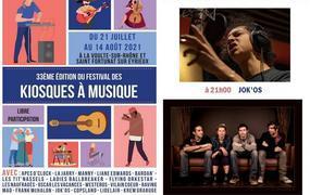 Concert Les Tit' Nassels Jok'os 2021