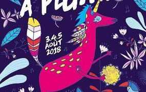 Concert Festival Le Chien A Plumes
