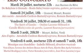 Festival Les Abbatiades de Montebourg