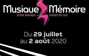 Festival Musique et Mémoire