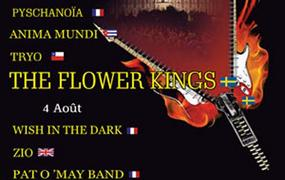 Concert Festival Rock Au Chateau : Anima Mundi, The Flower Kings